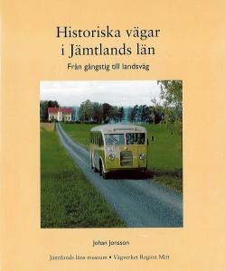 Historiska vägar i Jämtlands län