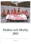 Hallen och Marby 2011
