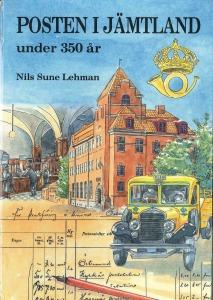Posten i Jämtland under 350 år