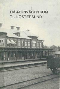 Då järnvägen kom till Östersund