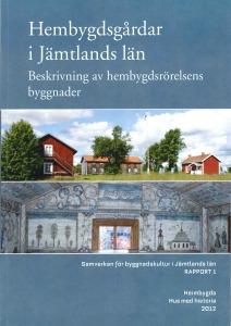 Hembygdsgårdar i Jämtlands län