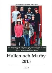 Hallen och Marby 2013