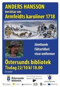 Armfeldts karoliner 1718
