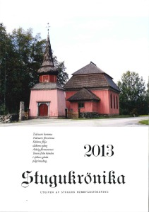 Stugukrönika 2013