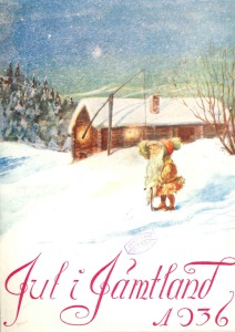 Jul i Jämtland 1936