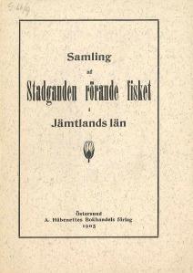 Fiskestadgar 1905