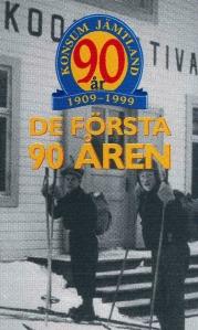 Konsum Jämtland 90 år