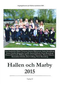 Hallen och Marby 2015