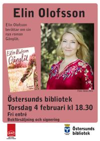 Författarbesök: Elin Olofsson