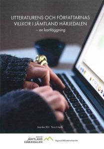 Litteraturens och författarnas villkor i Jämtland Härjedalen