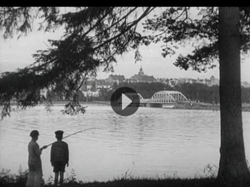 Östersund och Frösön 1927