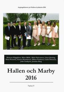 Hallen och Marby 2016
