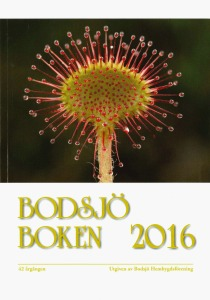 Bodsjöboken 2016