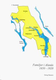 Familjer i Alanäs 1650-1820