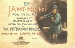 20 jämt-polskor för violin