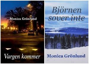 Deckare av Monica Grönlund