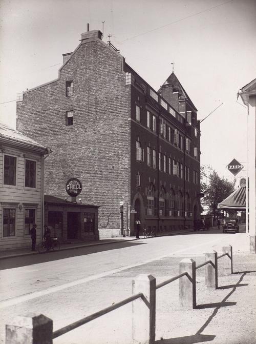 Telefonstationen i Östersund